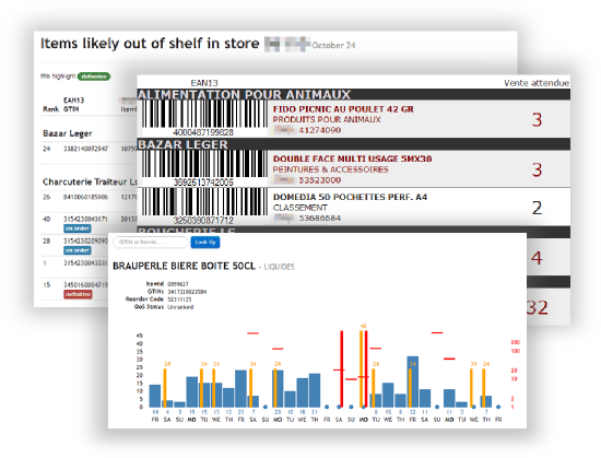 selfcheck homeshot for inventory optimization software