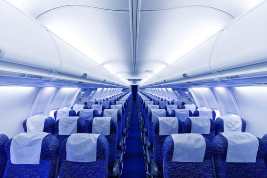 airplane seats for aerospace inventory forecasting